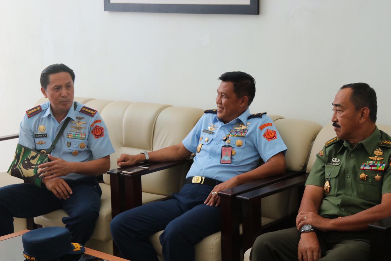 Peninjauan ke Pangkalan SBF/PSOPP TNI